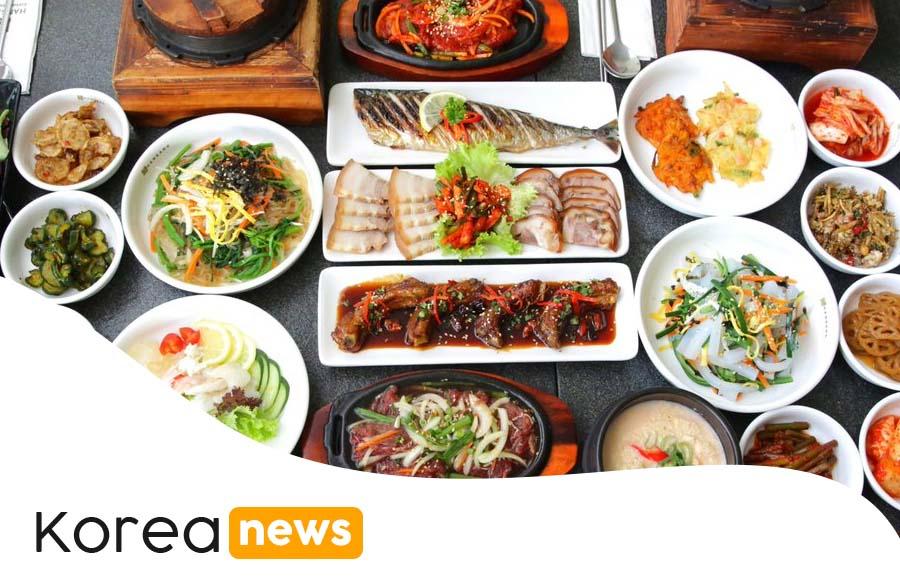 La 5 mejores platos de la comida coreana