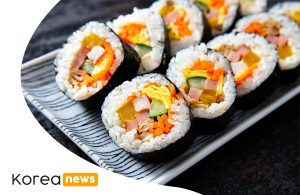 ¿Cómo preparar Kimbap Coreano?