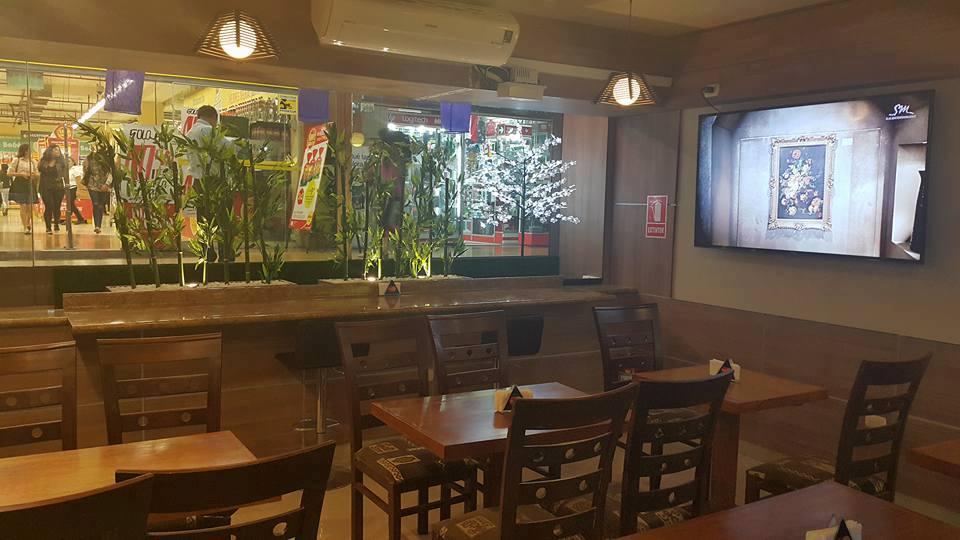 namu restaurante coreano